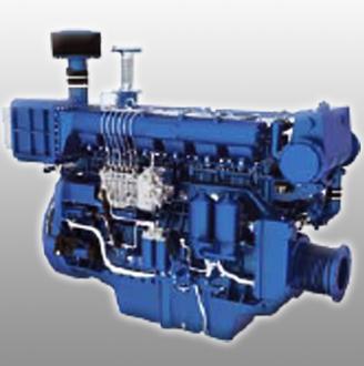 Главные судовые двигатели серии WHM6160