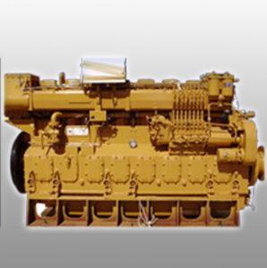 Дизель-редукторные агрегаты и судовые ДГУ на базе CHIDONG 190